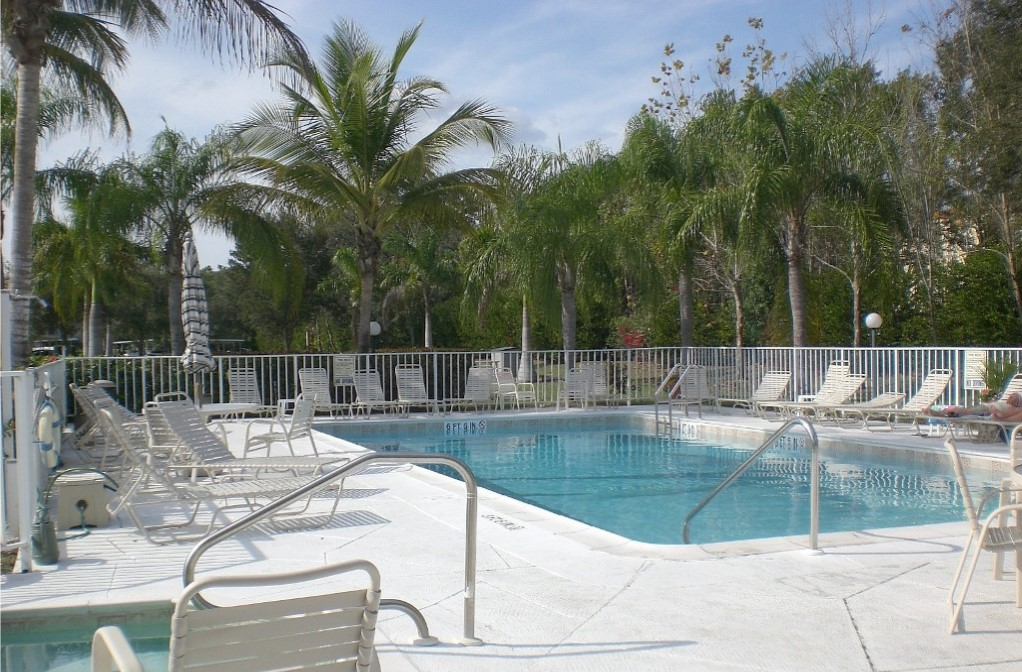 The Pool at Countryside Golf and Country Club, Naples FL