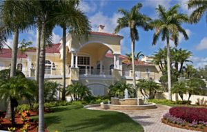The Club House at Naples Lakes Golf & Country Club, Naples FL