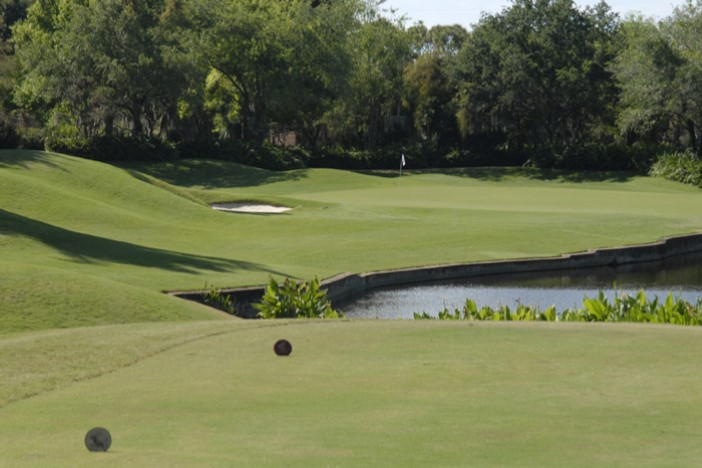 The Golf Course at Pelican Bay, Naples FL