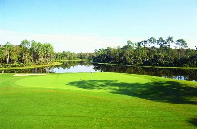 Bonita Bay Sabal Course