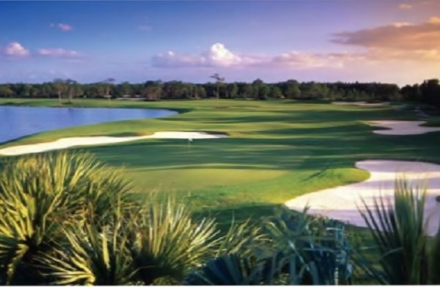 Bonita Bay Sabal Golf Course