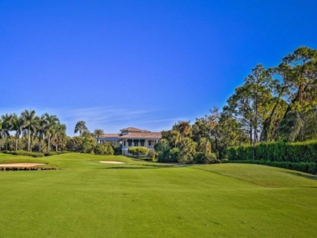 Imperial Golf Course and Club House