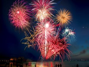 Naples Events - New Year's Eve Fireworks at Naples Pier
