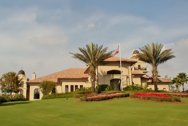 Olde Cypress Club House