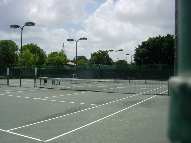 Huntington Lakes Tennis Courts