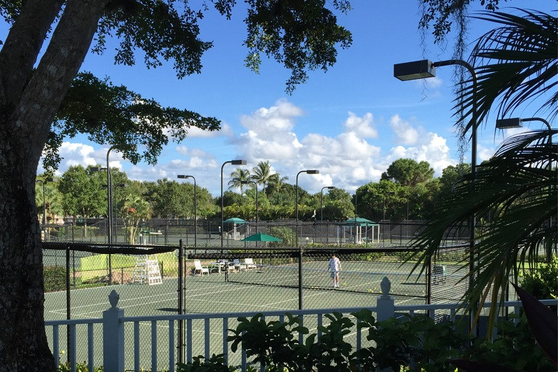 Sterling Oaks Tennis Complex