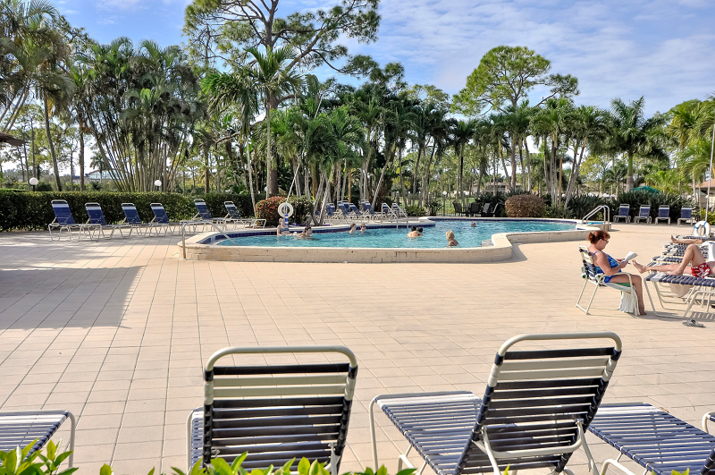 The Glades Community Pool