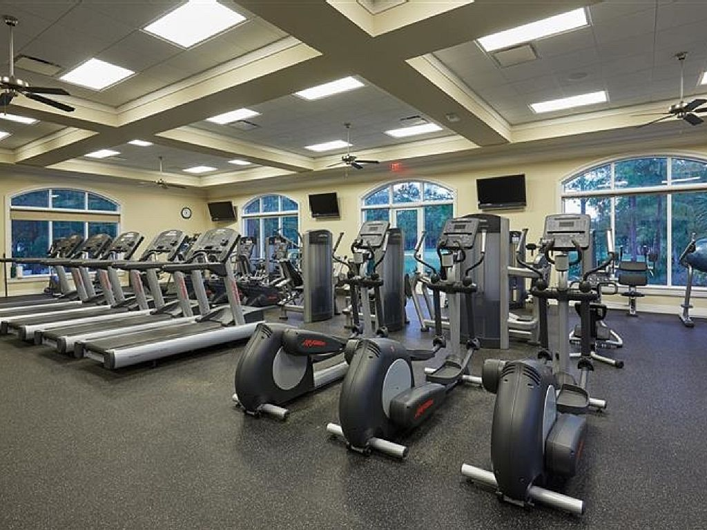 Vanderbilt Country Club Exercise Room