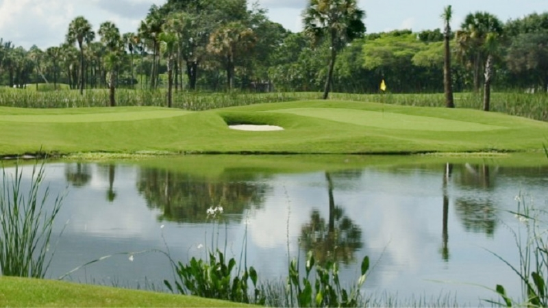 Golf Course Directory - Wilderness Golf Course