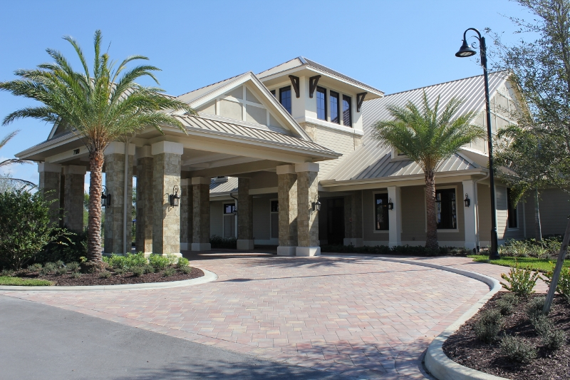 Winding Cypress Club House