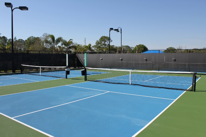 Winding Cypress Pickleball Courts