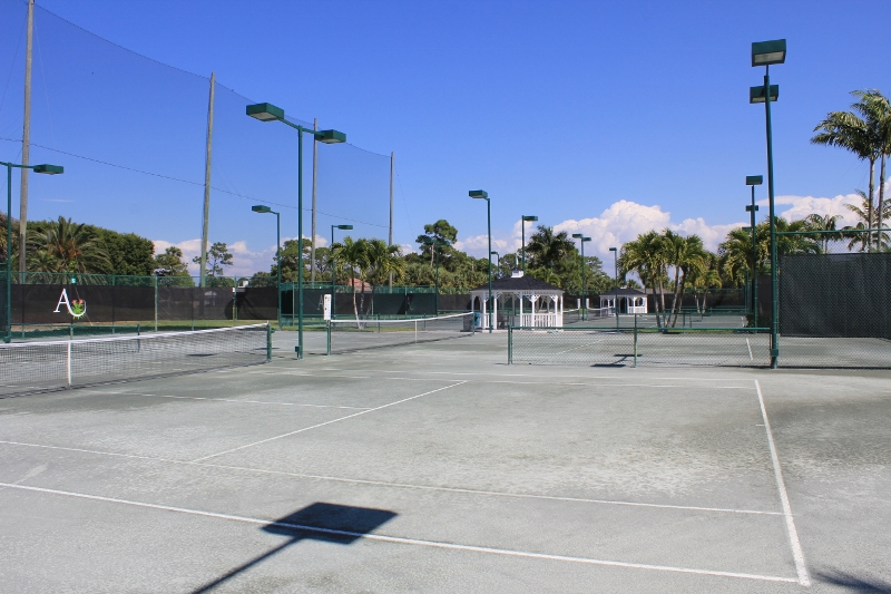 Audubon Tennis Courts