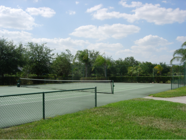 Laurel Lakes Tennis Courts