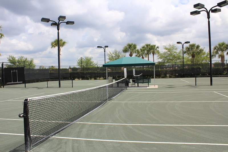 Verona Walk Tennis Courts
