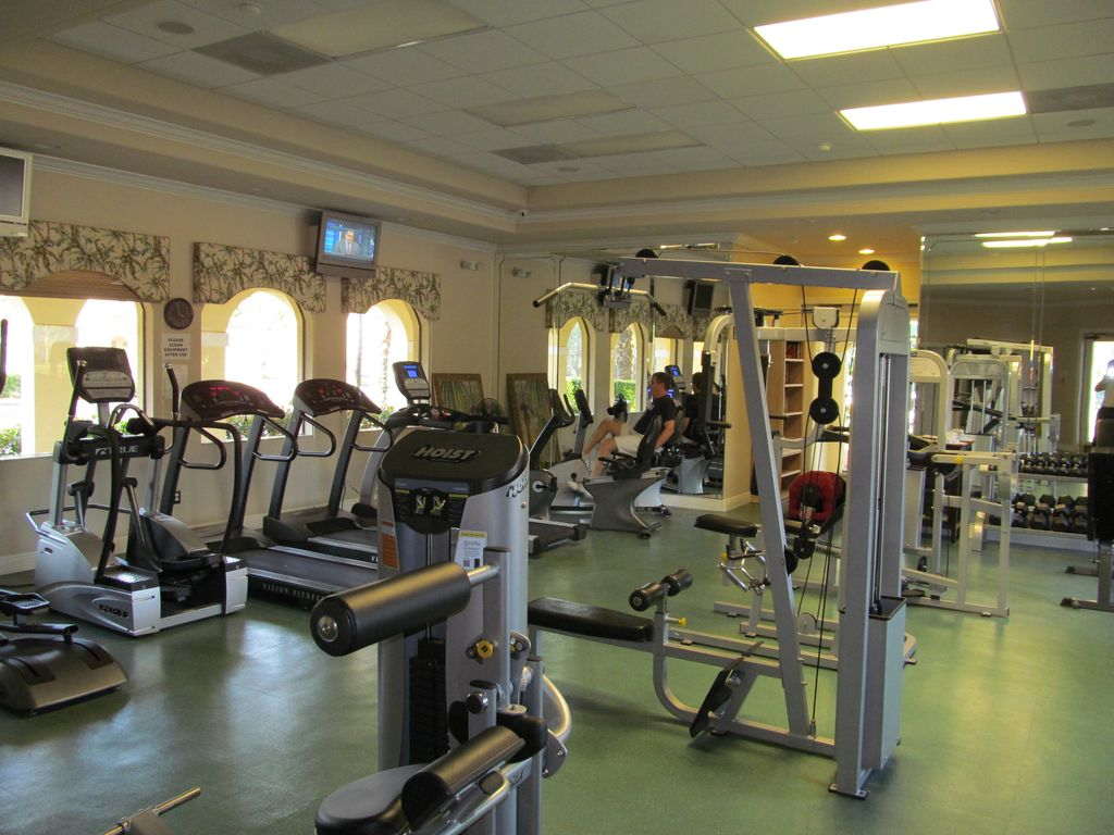 Aviano Fitness Center