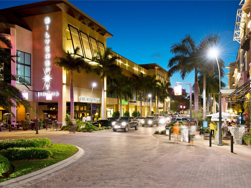 The Silverspot Theater at Mercato