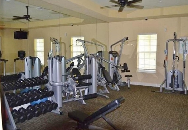 Tuscany Cove Exercise Room