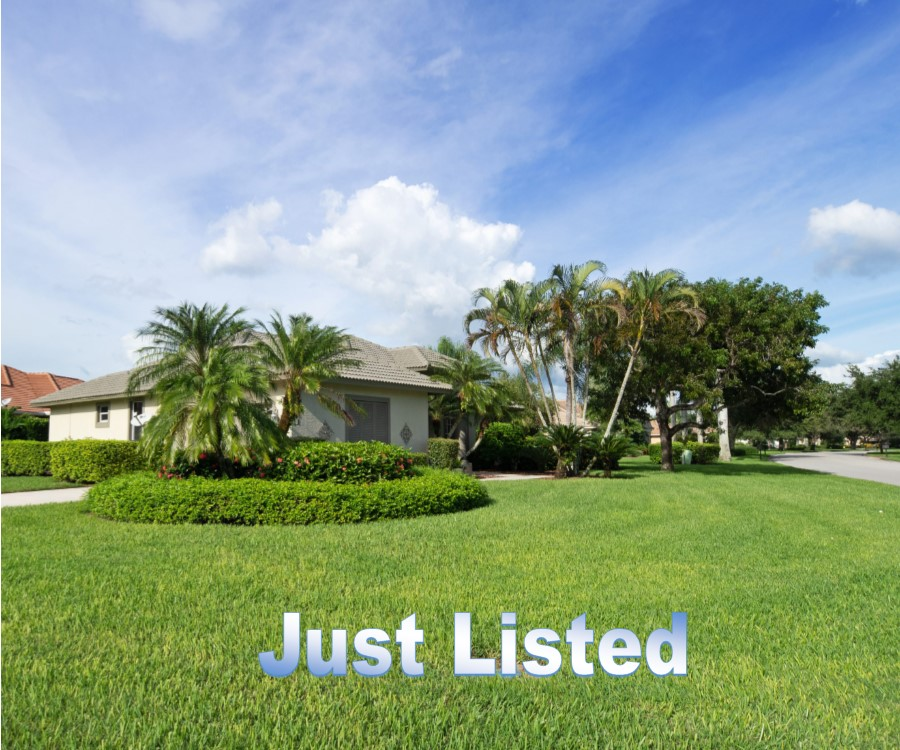 Just Listed