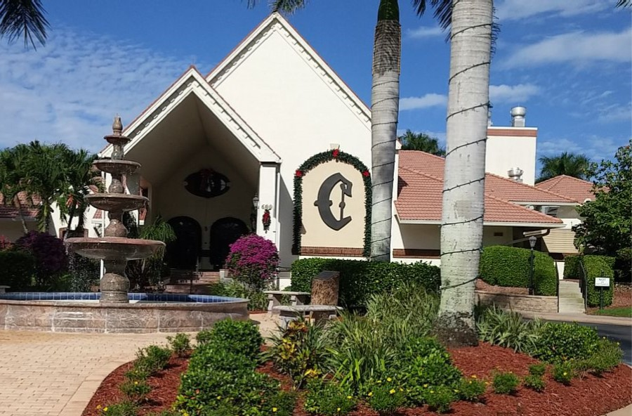 The Clubhouse at Countryside Golf and Country Club, Naples FL