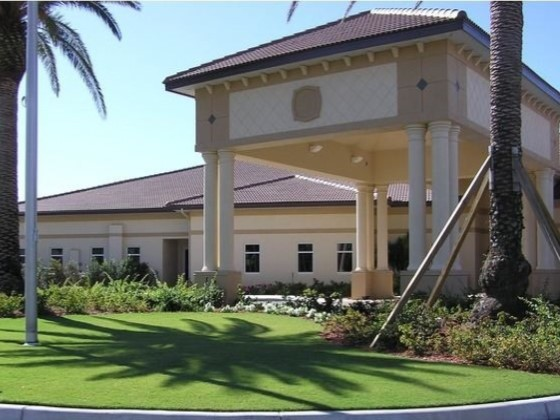 The Clubhouse at Foxfire Country Club, Naples FL