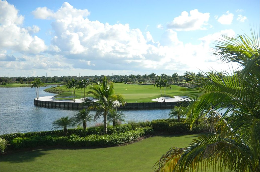 The Golf Course at Heritage Bay, Naples FL