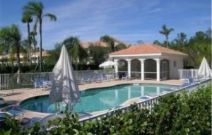 The Pool at Naples Lakes Golf & Country Club, Naples FL