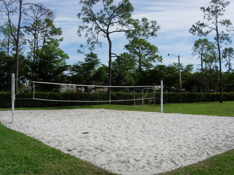 Briarwood-Volleyball Court