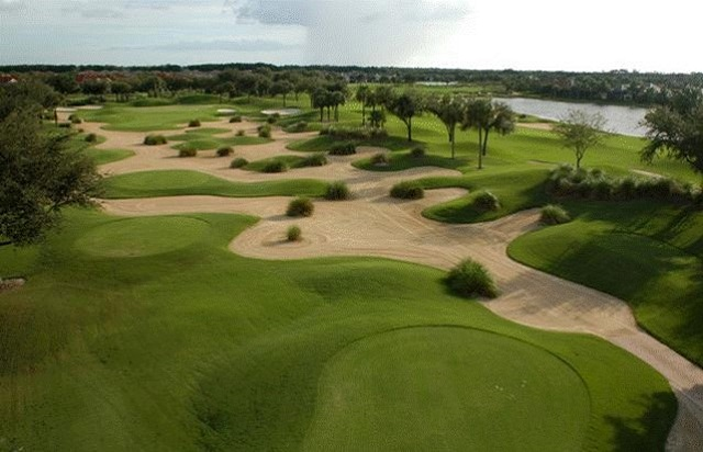 Kensington Golf and Country Club, Naples FL Golf Course