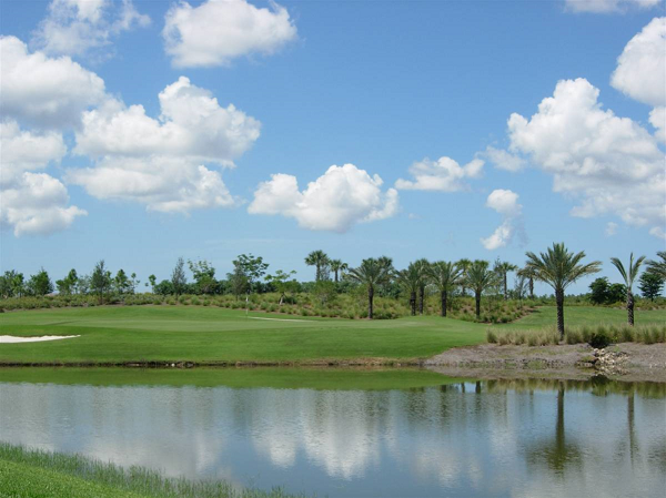 The Quarry, Naples FL Golf Course View