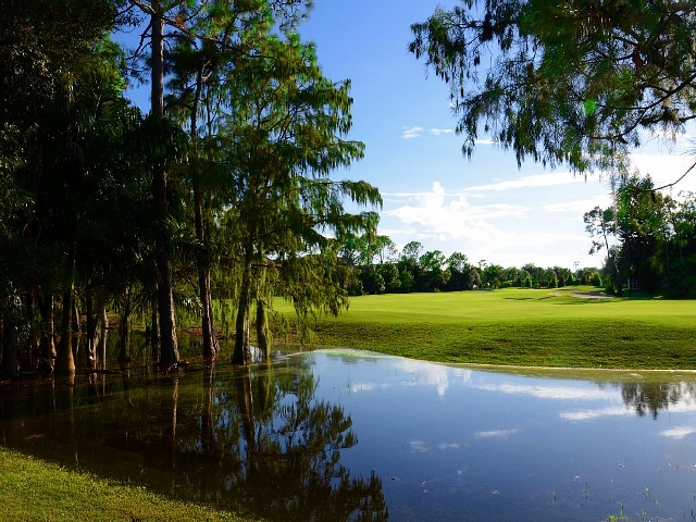 Glen Eagle Country Club Golf Course, Naples FL