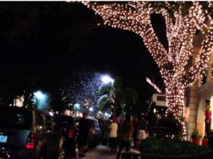 Naples Events, the Festival of Lights on Third