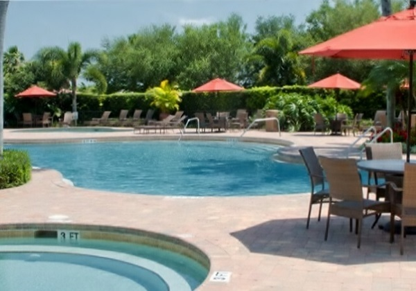 The Vineyards, Naples FL Pool