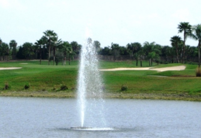 The Strand Golf Course