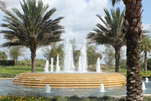 Riverstone Fountain, Naples FL
