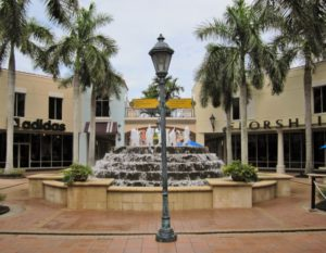 Shopping at Miromar Outlets