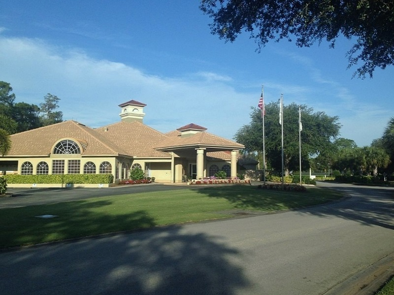 Hunters Ridge Club House
