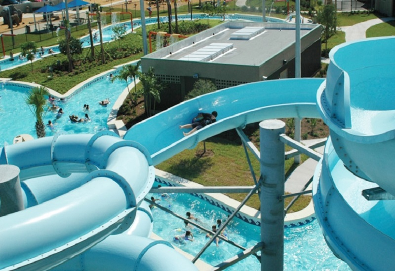 Sun-N-Fun Lagoon Water Slides