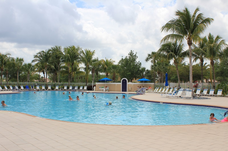 Verona Walk Resort Pool