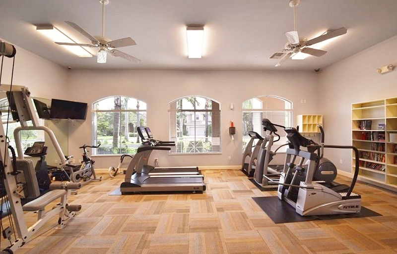 Indigo Lakes Exercise Room