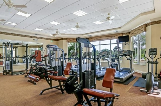 Saturnia Lakes Fitness Center