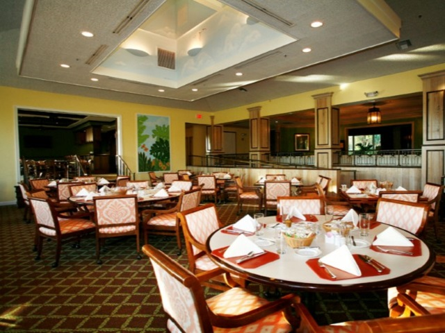The Wilderness Country Club Dining
